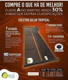 Aquecimento solar pra piscinas
