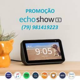 Echo Show 5 / Alexa / Aceitamos cartões