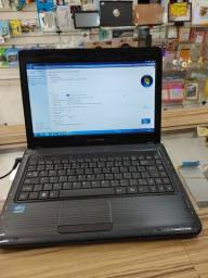 Notebook i3, 6gb, HD 750, funciona só na tomada