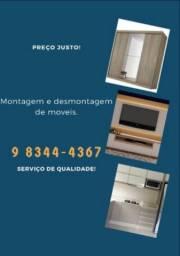 Montagem e desmontagem de móveis Aguas Claras