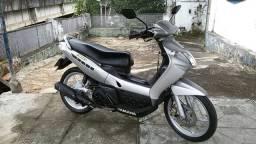 Yamaha Neo AT 115 2007 (Estado de ZERO KM!):LER A DESCRIÇÃO