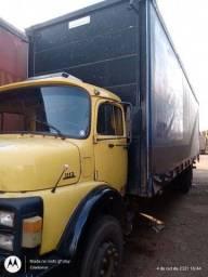 Título do anúncio: Vende caminhão com o sayder, vende só o sayder e vende só o caminhão
