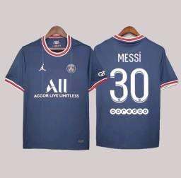 Título do anúncio: Camisa PSG Personalizada tamanho M