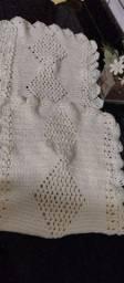 Título do anúncio: Caminho de mesa de crochê