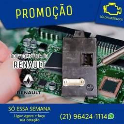 Título do anúncio: Modulo BC RENAULT sandero,clio,logan