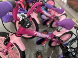 Título do anúncio: Aproveite tenho Para Criança de 5 anos bicicleta nova aro 16 infantil