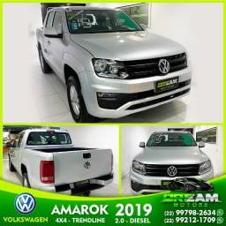 Título do anúncio: Amarok 2019 4X4 Diesel