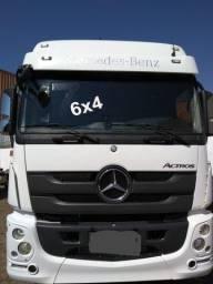 Título do anúncio: Mercedes Benz 2651 ACTROS 6x4 2017 ÚNICO DONO