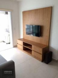 Título do anúncio: Apartamento com 1 dormitório para alugar, 47 m² por R$ 3.350,00/mês - Campo Belo - São Pau