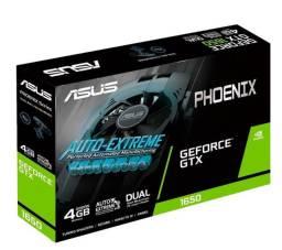 Asus GeForce GTX 1650 4GB Gddr6 Phoenix - PH-GTX1650-O4GD6-P - Loja Fgtec Informática