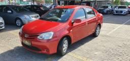 Etios Sedan Xs 1.5 Completo 2013