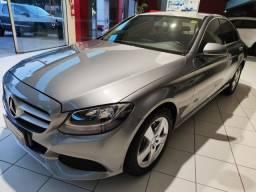 Mercedes Benz C 180 1.6 Turbo 2016