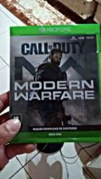 Call of duty modern warfare e Halo the master chief collection