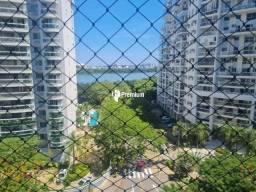 Condomínio Península Style 3Q Frente Lagoa
