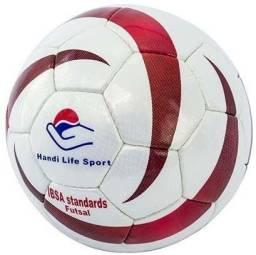 Bola Futebol de 5 com 6 Guizos - Oficial IBSA - Handi Life