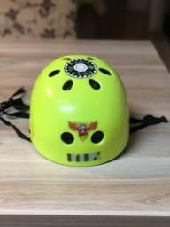 Capacete de Skate / Bike / Patins