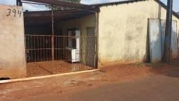 Uma casa com terreno