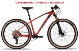 Título do anúncio: Bicicleta Alumínio MTB 12v HD Redstone Lizard  2021