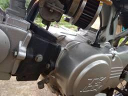 Mini Cross 100cc (troca em 2 tempos)