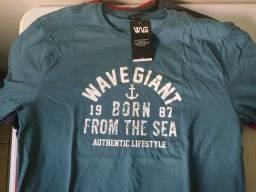 Camisa Wave Giant