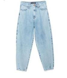 Título do anúncio: Calça jeans feminina tamanho único