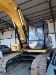 Título do anúncio: Escavadeira Cat 315 DL ano 2012