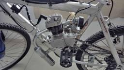 Kit de motor para bike + acessórios