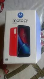 Moto G4 plus Estado de Novo