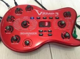 Pedaleira V Amp 3 - Behringer