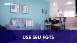 Casa 2 quartos em condomínio - Próximo do Portal Shopping - Entrada a partir de Mil Reais!