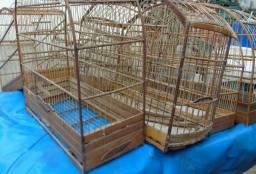 13 Gaiolas Pássaros