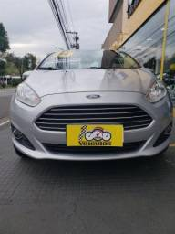 FORD FIESTA 2015/2015 1.6 SE SEDAN 16V FLEX 4P POWERSHIFT - 2015