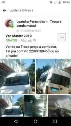 Van Master 2010 - 2010