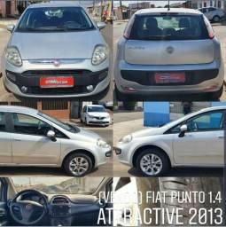 Fiat Punto 1.4 Attractive 2013 - 2013