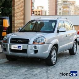 HYUNDAI TUCSON 2009/2010 2.0 MPFI GL 16V 142CV 2WD GASOLINA 4P AUTOMÁTICO - 2010
