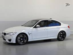 BMW M3 Sedan F80 3.0 Biturbo Aut. - 2015