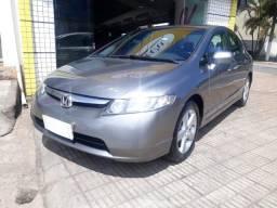 Honda Civic 1.8 16v Lxs Flex Automatico - 2008