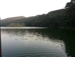 Areal 9 mil metros caete condomínio com piscina