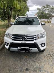 Vendo Hilux srv cd 2016 - 2016
