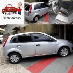Entrada de R$2.000,00. GNV. Fiesta 2012 1.0 completo novinho - 2012