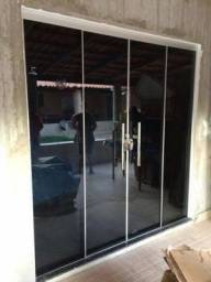Super promoção de portas de vidro temperado