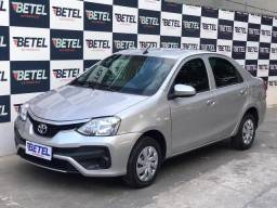 TOYOTA ETIOS 2017/2018 1.5 X SEDAN 16V FLEX 4P MANUAL - 2018