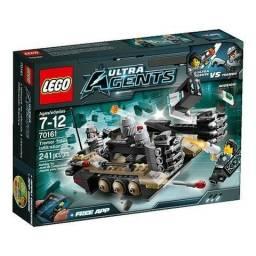 Lego Ultra Agents Tremor Track Infiltration 70161 241 Peças Lacrado na Caixa Aceito Cartao