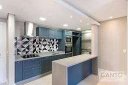 Apartamento mobiliado com 1 dormitório à venda, 56 m² por r$ 445.000 - vista alegre - curi