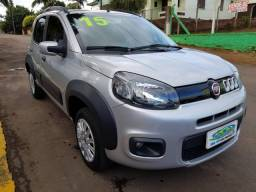 FIAT UNO 2014/2015 1.0 EVO WAY 8V FLEX 4P MANUAL - 2015