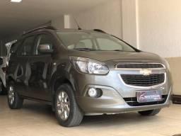 Chevrolet SpinLTZ 7 lugares 1.8 (Aut), My Link, só DF, - 2014
