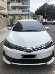 Corolla 2018 XRS R$89999 com apenas 20000 mil km - 2018