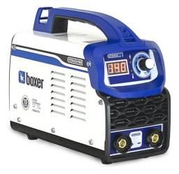 Máquina de solda 140 amp portátil boxer