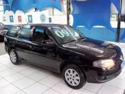 VW Parati 1.6 - SEM Entrada 48x de 662,00 - 2009