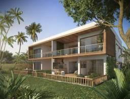 Casa Amarela Imbassai 2 quartos perto rio e da praia